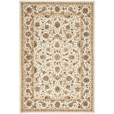 Safavieh Hand-hooked Chelsea Tabriz Ivory Wool Rug (7'9 x 9'9)