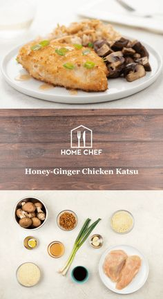 Chef Recipes, Copycat Recipes, Dinner Recipes, Cooking Recipes, Honey Sauce, Ginger Sauce, Ginger Chicken, Fried Chicken, Cornish Hens