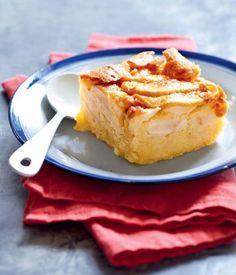 Gâteau aux pommes 3 cuissons