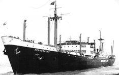 http://koopvaardij.blogspot.nl/2017/01/15-januari-1940.html  ARENDSKERK Bouwjaar 1938, grt 7906 Eigenaar N.V. Vereenigde Nederlandsche Scheepvaartmaatschappij,
