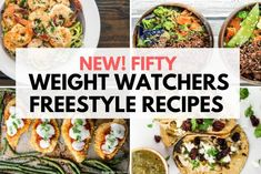 50 Weight Watchers Freestyle Recipes