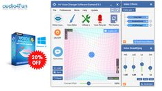 The most popular audio4fun coupon codes 2017 ideas are on pinterest 20 off av voice changer software diamond coupon httpstickcoupon fandeluxe Image collections