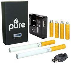 Pure Cigs Starter Kit