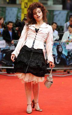 Helena Bonham Carter Cast as Fairy Godmother in Disney's Cinderella on http://www.shockya.com/news