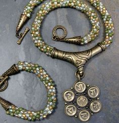 kumihimo in jewelry - Google Search