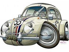 Herbie, Disney's VW Racer