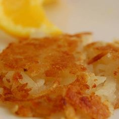 Hashbrowns very simple recipe