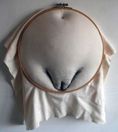Because if you've got time to sit and embroider, you've got time for this. By Sally Hewett