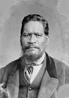 Karaitiana Takamoana. General Assembly Library :Parliamentary portraits. Ref: 35mm-00152-E-F. Alexander Turnbull Library, Wellington, New Zealand. http://natlib.govt.nz/records/22792172