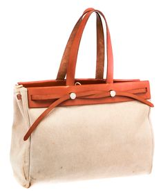 hermes canvas bag - Google Search | Fait La Force | Pinterest | Bag