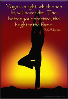 Iyengar is a legend but there is a striving aspect to this that seems antithetical to yoga.