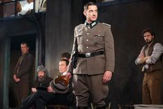 'Incident at Vichy' Theater Review: Arthur Miller Rarity Looks Back at WWII France