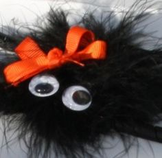 Spider Hair Bow | BOWS FOR ME