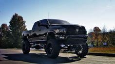 "Installed - 10"" of Lift on a 2012 Dodge Ram 2500 Megacab Diesel w/ 40"" Tires - Dodge Cummins Diesel Forum"