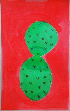 Kate Roebuck - Cactus
