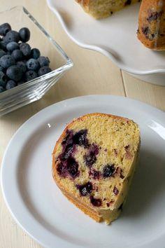 Blueberry Lemon Pound Cake-4