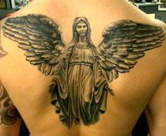 Tatuagens de Anjos 32