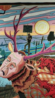 Grayson Perry tapestry Grayson Perry Tapestry, Grayson Perry Art, Art Alevel, Francis Picabia, Observational Drawing, Rule Britannia, Political Art, Textile Fiber Art, Pop Surrealism