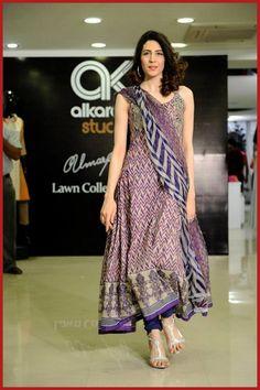 Umar Sayeed Spring Summer Lawn Collection   #DressDesigns #DressPatterns #DesignerDresses