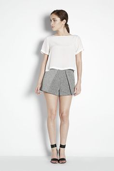 One Step Ahead Short | Finders Keepers | Adela Mei Petite Boutique