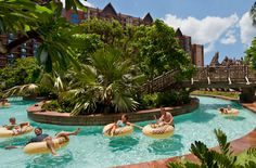 Aulani, a Disney Resort & Spa on Oahu in Hawaii has something for everyone of every age.