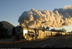 RailPictures.Net Photo: 3472 South African Railways Steam 4-8-4 at Slabberts, South Africa by Michael F. Allen