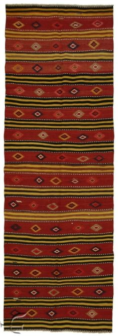 Turkish Rug - Cicim Kilim