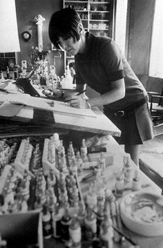 Mary Quant...queen of the 60's