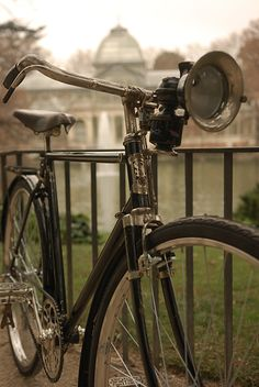 Restored Seidel Neumann bike from 1929 via onreact