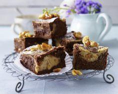 Unser beliebtes Rezept für Erdnussbutter-Schoko-Brownies und mehr als 55.000 weitere kostenlose Rezepte auf LECKER.de.