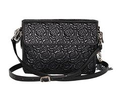 New Trending Tote Bags: Gun Toten Mamas - Concealed Carry Purses - Leather - Black - Embroidered Lambskin. Gun Tote'n Mamas – Concealed Carry Purses – Leather – Black – Embroidered Lambskin   Special Offer: $112.95      200 Reviews Product Summary: Look good carrying your handgun! Here is an eye catching and high quality leather concealed carry purse. This beautiful...