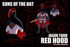 Sons Of The Bat: Jason Todd, Red Hood
