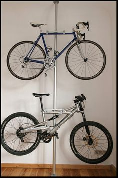 Whether You Need To Find Space In A Small Apartment, Or You Have To Fit  Your Family Bikes In An Already Crowded Garage, We Have Creative DIY Bike  Storage ...
