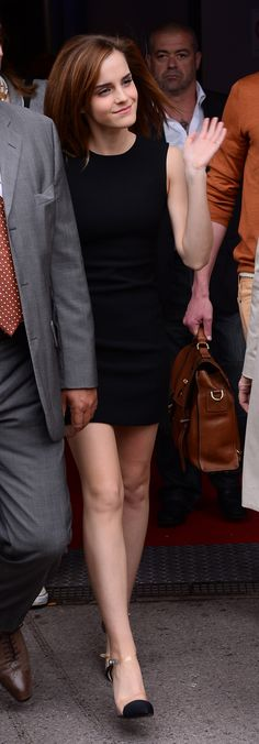 Spotted arriving for The Bling Ring Press Conference, Cannes