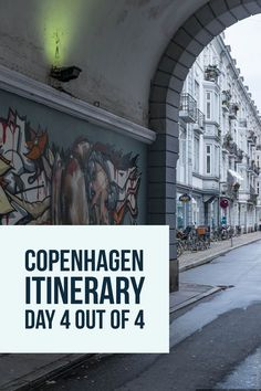 The Ultimate Four Days Itinerary to Copenhagen - Day 3!