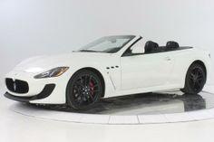 2014 Maserati GranTurismo For Sale