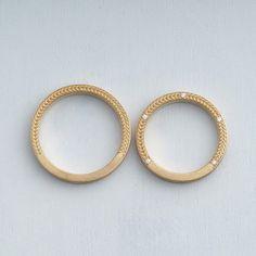 オーダーメイド結婚指輪 アローロ | オーダーメイドはithイズマリッジ結婚指輪工房