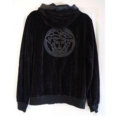 www.bullionheaven.bigcartel.com #versacehoodie #versace #versaceversace #versaceclothing #medusa #leather #vintage