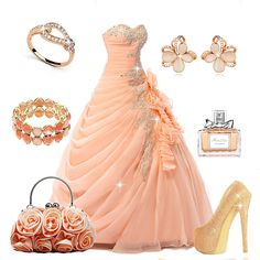 Do you love this beautiful ball gown?  Find More: http://www.imaddictedtoyou.com/