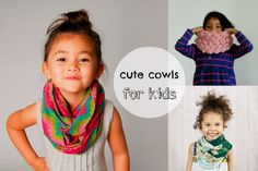 Cute Autumn Cowls For Kids Keep Them Stylish & Warm | Child Mode