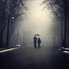 Don't look for someone who will solve all your problems. Look for someone who won't let you to face them alone.