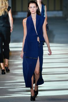 Milan Fashion Week 2014 | Costume National Spring / Summer 2014 Milan Fashion Week (MFW)