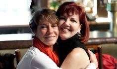 Ivy Menchel & Linnea Duvall at Women At Woodstock East 2013.