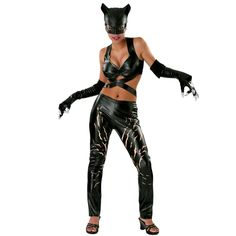 The #Hallee #Berry #Catwoman #Costume