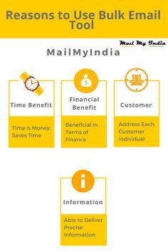#Reasons to use #bulkEmailTools  http://mailmyindia.com/