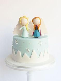 Peaceofcake ♥ Sweet Design: Frozen Cake • Bolo Frozen