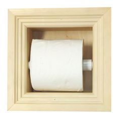 In the Wall Mega Toilet Paper Holder | Overstock.com Shopping - The Best Deals on Bath Fixtures