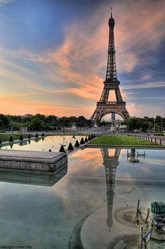 Um dos lugares mais famosos da Europa
