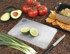 Rada's new CB3 Small Plastic Cutting Board. Made in the USA #madeinusa #usaproducts