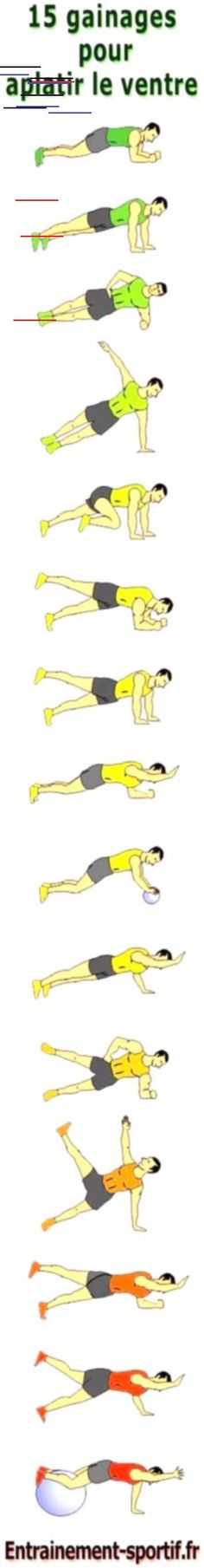du ventre : Programme de gainage pour la ceinture abdominale -Perdre du ventre : Programme de gainage pour la ceinture abdominale - month workout challenge✨you are ready ?🍑💪 19 Quick Exercise Workout Routines To Get You Fit And Toned For Summer Flat Abs Workout, Abs Workout Routines, Workouts, Core Workout Challenge, Best Flats, Build Muscle, Bobby Pins, Hair Accessories, Hairstyle
